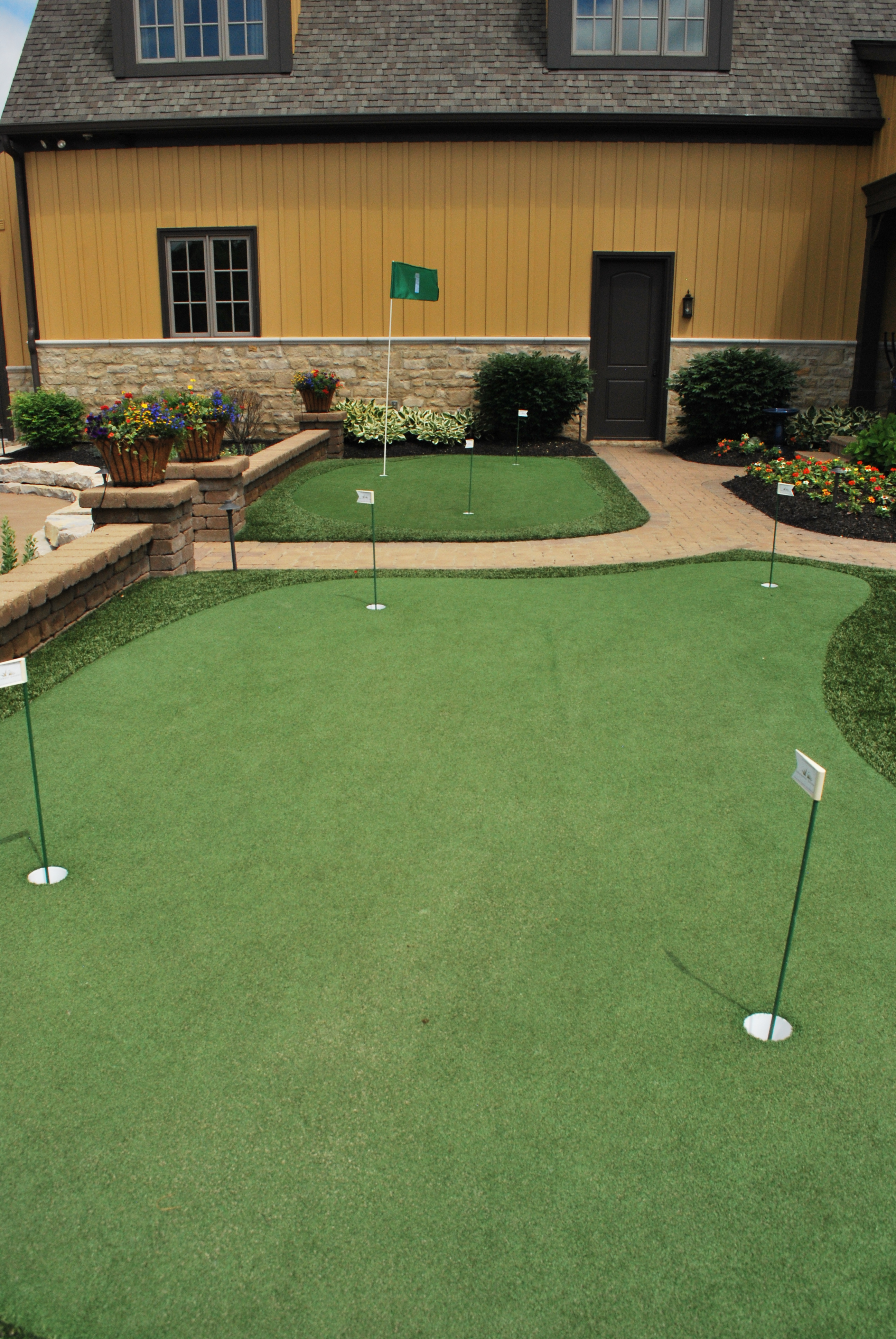 birmingham al putting greens u0026 artificial grass turf for golf