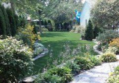Southwest Greens Artificial Grass Lawn Backyard Landscaping 1_0